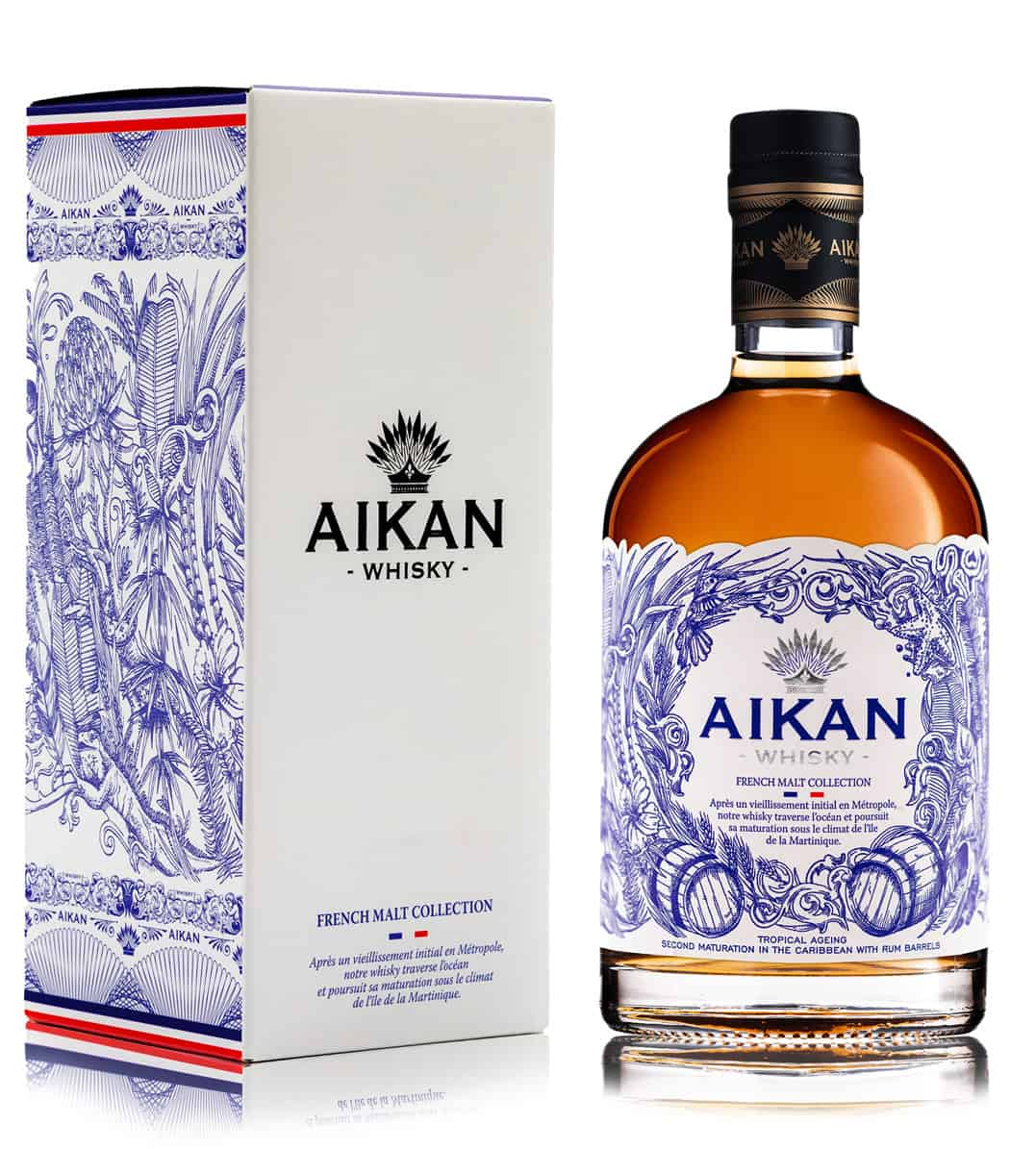 aikan collection whyski french collection